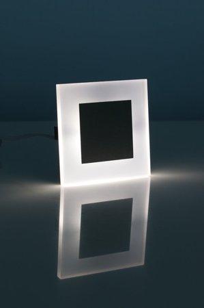Treppenbeleuchtung LED EDO BELLA NW, IP20, 12V, 4000K neutralweiß, 0,8W Treppenlicht EDO777164