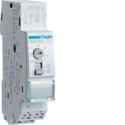 Treppenlichtzeitschalter Multifunktion Hager EMS005