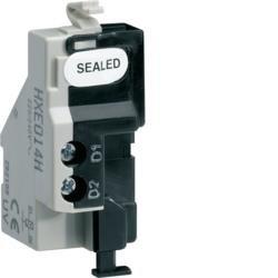Unterspannungauslöser  mit Zeitverzögerung h800-h1600 3P 24VDC Hager HXE013H
