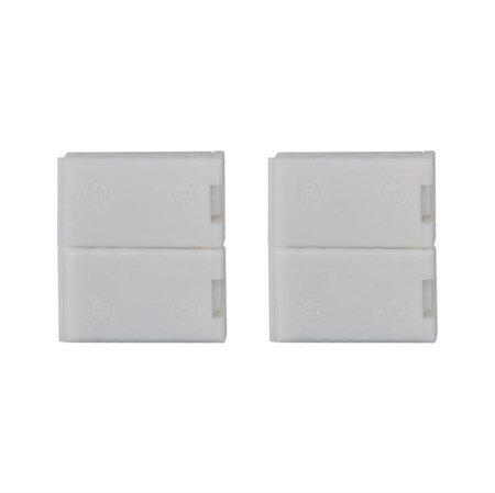 Verbinder Clip-to-Clip für Bänder LED YourLED ECO