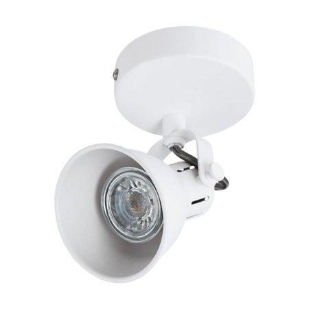 Wandleuchte SERAS 1 weiß GU10-LED 3,3W 240lm 3000K 98393 EGLO