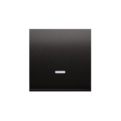 Wippe für Schalter/Taster mit Linse anthrazit matt Simon 54 Premium Kontakt Simon DKW1L/48