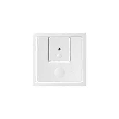 Wippen 2fach für Dimmer/ Schalter mit 2 Wippen weiß glänzend Kontakt Simon 82 82007-30