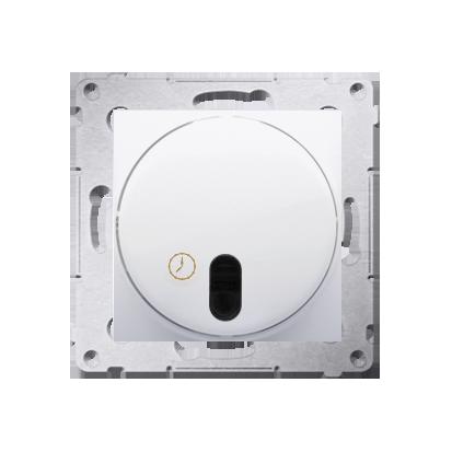 Zeitschalter (Modul) mit Ausschaltverzögerung 20-500W weiß glänzend DWC10T.01/11