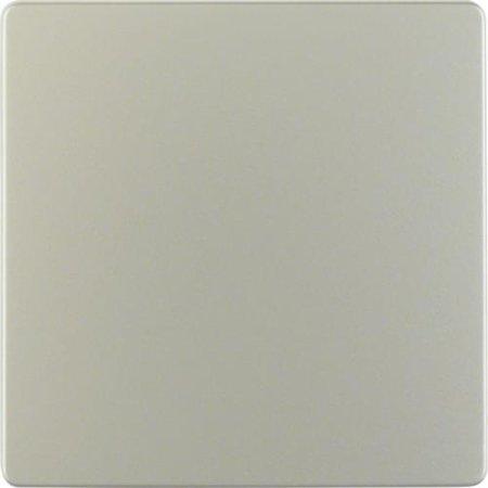 Zentralplatte für Sensoreinsatz Zentralplattensystem edelstahl lackiert Hager 75940403